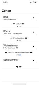 Sonos-App 2